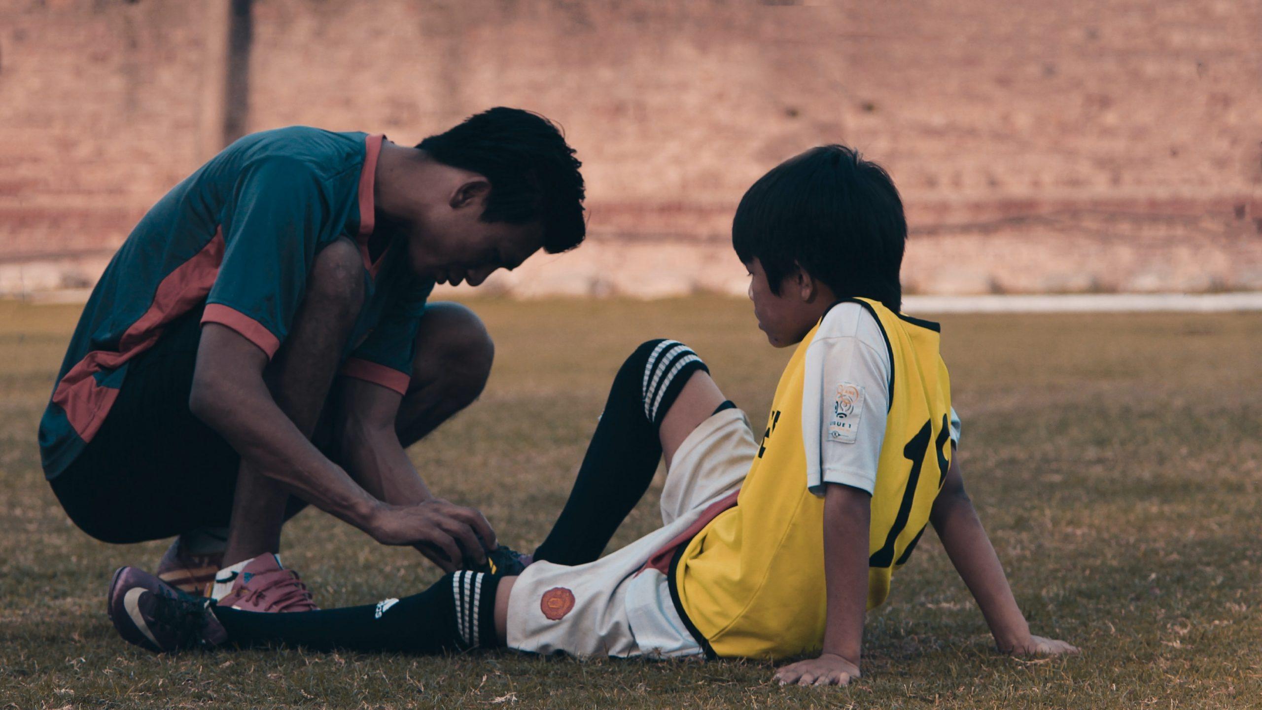 Training Around an Injury
